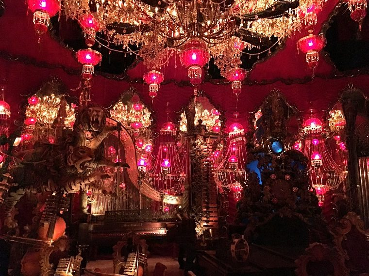 House on the Rock - Wisconsin Roadside Attractions