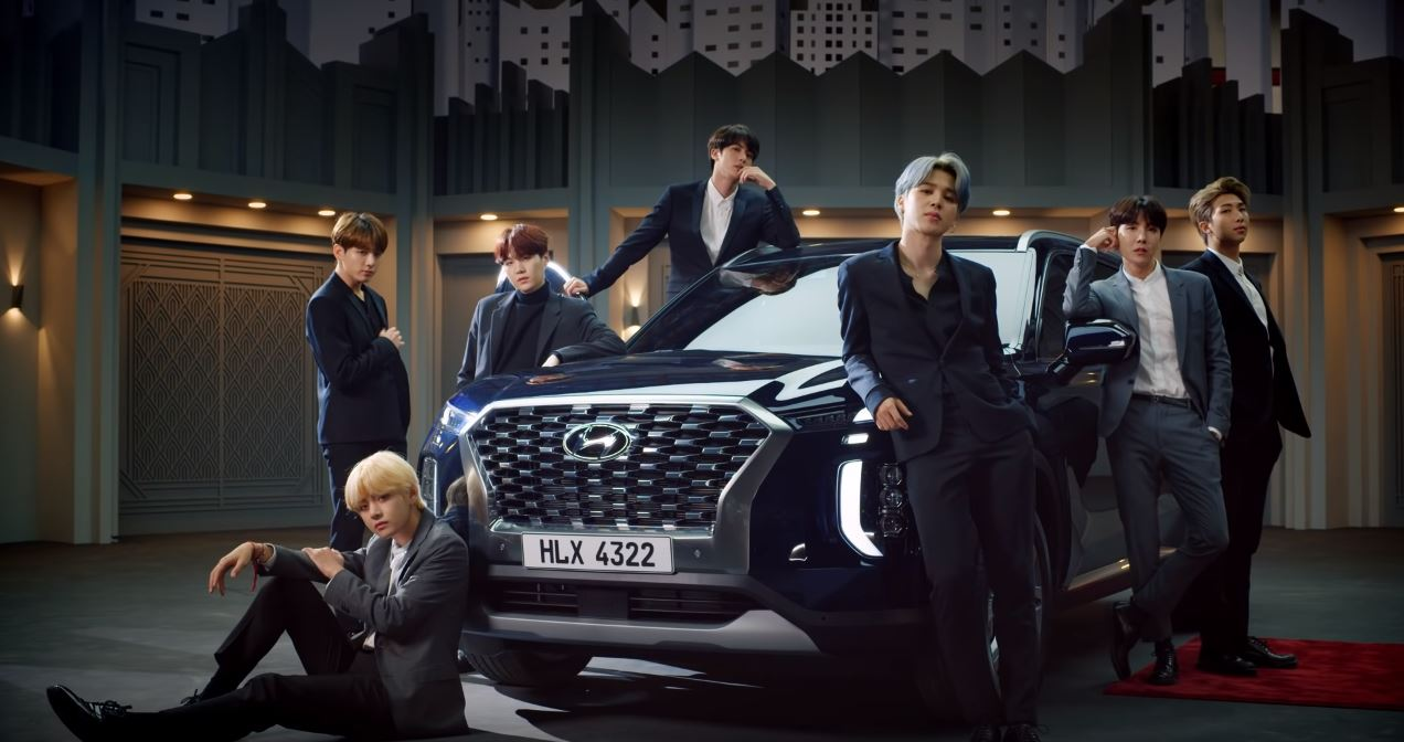 There S Definitely No Fake Love With This Bts And Hyundai Collaboration The News Wheel