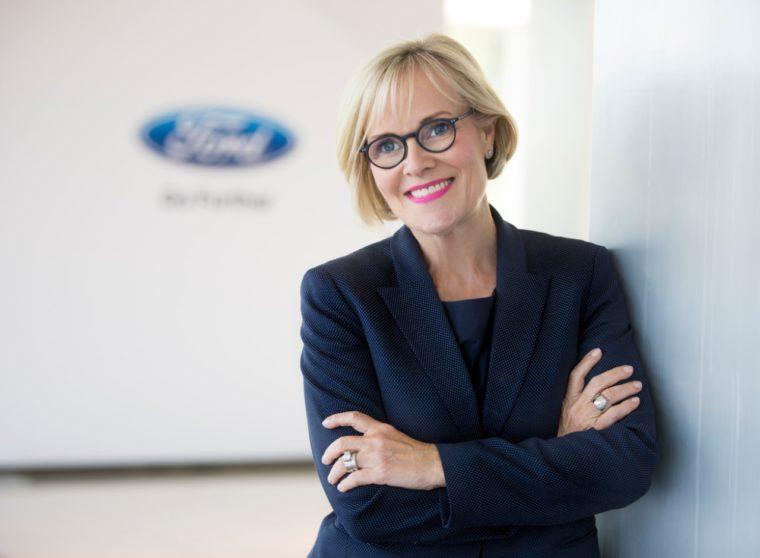 Birgit Behrendt Ford