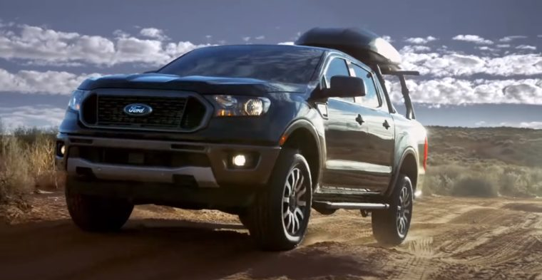 Tough 2019 Ford Ranger