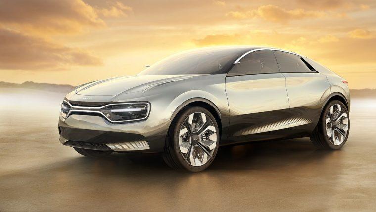 Imagine by Kia all-electric concept geneva motor show