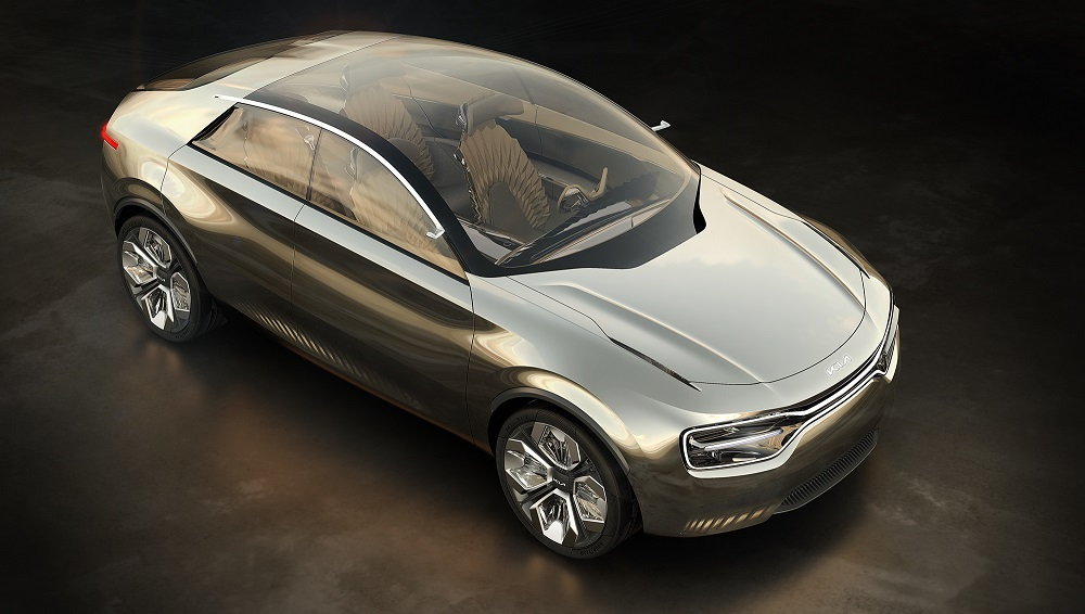Imagine by Kia all-electric concept geneva motor show