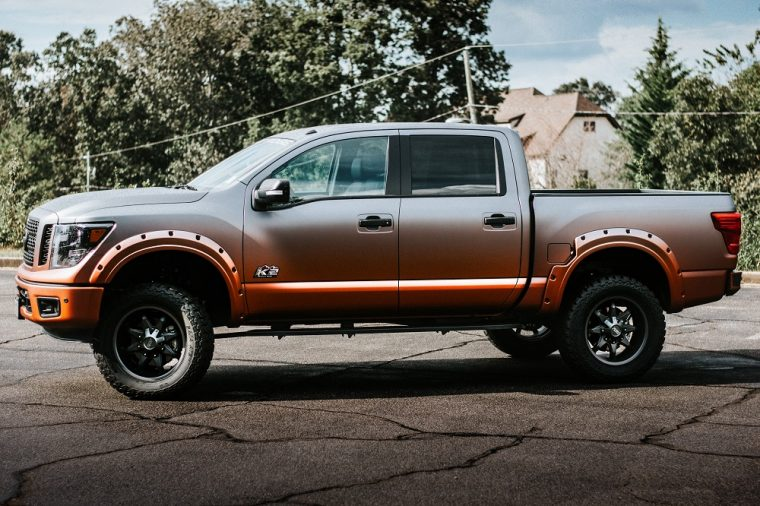 Rocky Ridge customized Nissan