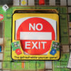 No Exit Board Game Car Pressman Toys 2013 road tile race review