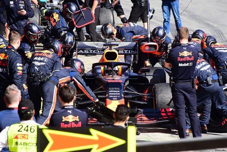 Red Bull Racing - 2019 F1 Pre-Season Testing
