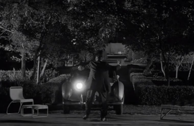 Twilight Zone Episodes That Involve Cars Thing About Machines