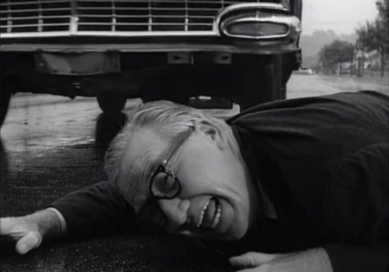 Twilight Zone Episodes That Involve Cars You Drive