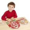 melissa and doug puffy sticker play set