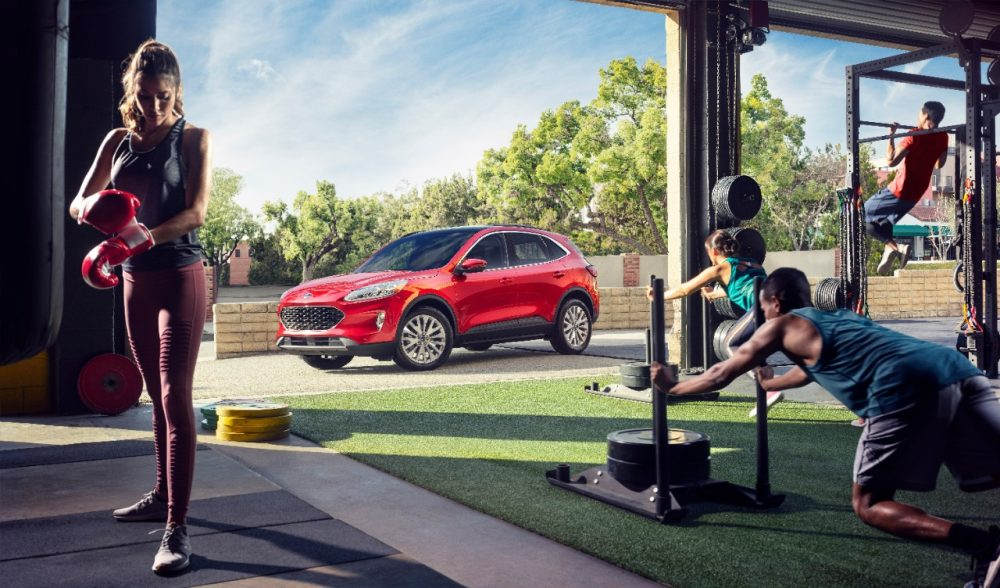 2020 Ford Escape | Escape wins awards from J.D. Power, Wards