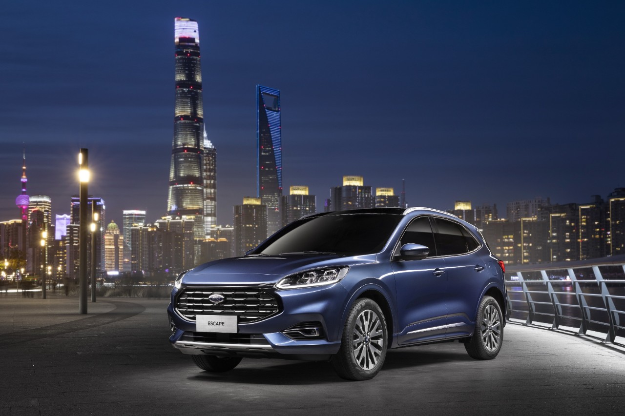 ford china 2 0 blueprint is a five-plan approach to transformation