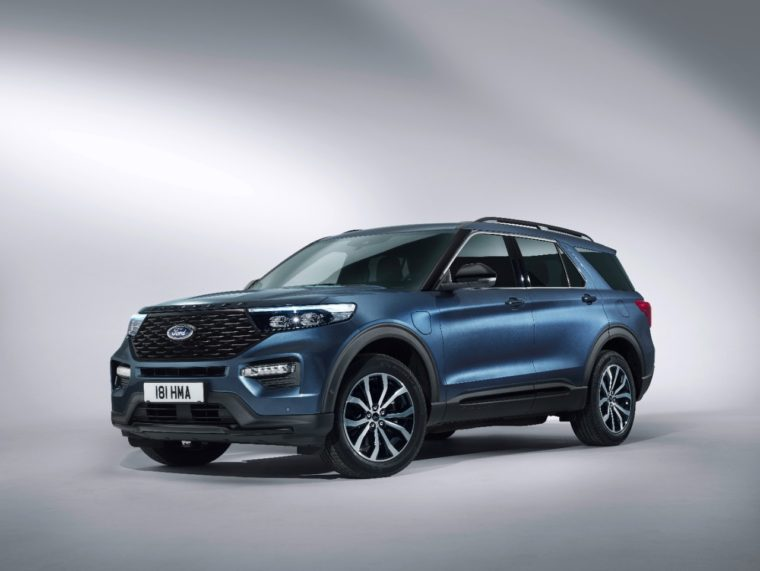 2020 Ford Explorer Plug In Hybrid Revealed For Europe The News Wheel
