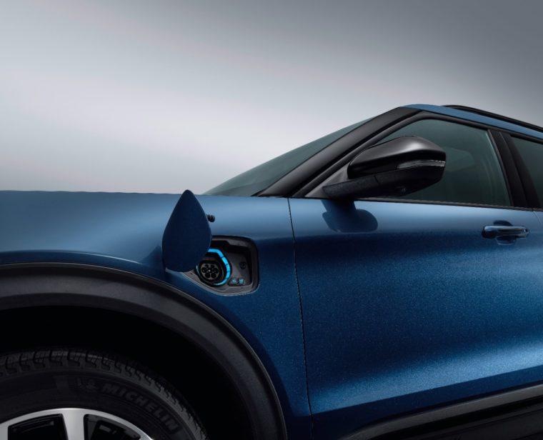 2020 Ford Explorer Plug-In Hybrid