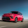 2020 Kia Soul GT-Line red exterior