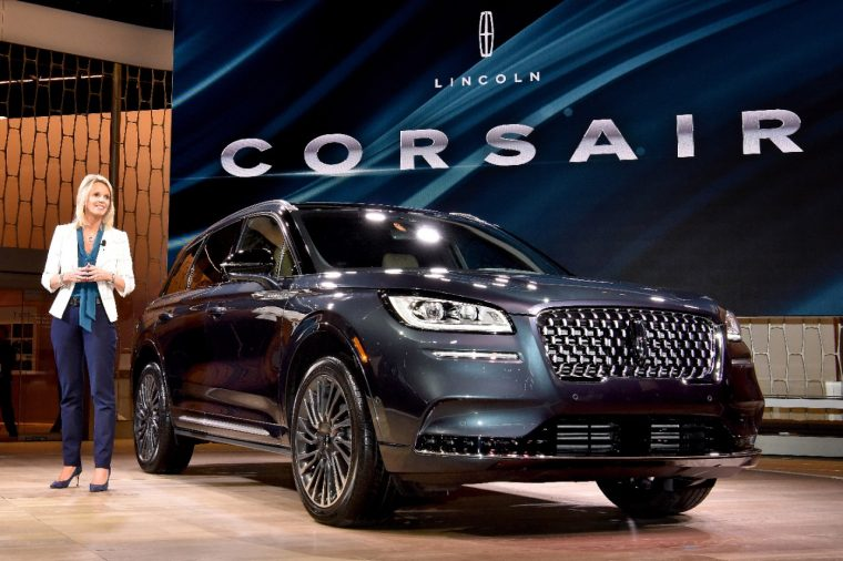 2020 Lincoln Corsair Reveal NYIAS 2019