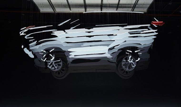 2020 Toyota Highlander Teaser Looks Pretty Sweet The News