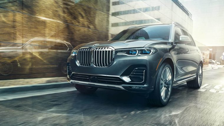 Big Bold And Beautiful The 2019 Bmw X7 The News Wheel