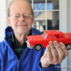 Building model cars memories childhood 1960s hobby history 57 Chevy