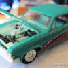 Building model cars memories childhood 1960s hobby history classic car