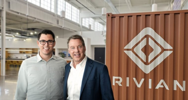 Ford Rivian Investment