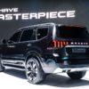 Kia Masterpiece Concept SUV World Debut rear jellybean
