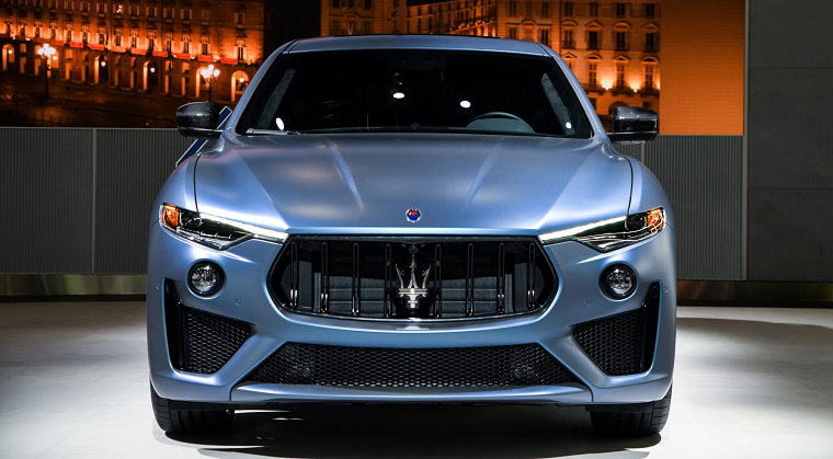 Maserati Levante GTS One of One by Ray Allen