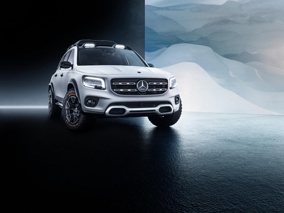 Mercedes-Benz GLB Compact SUV