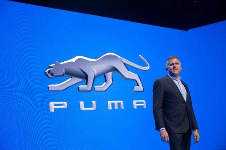Stuart Rowley Ford Puma Logo