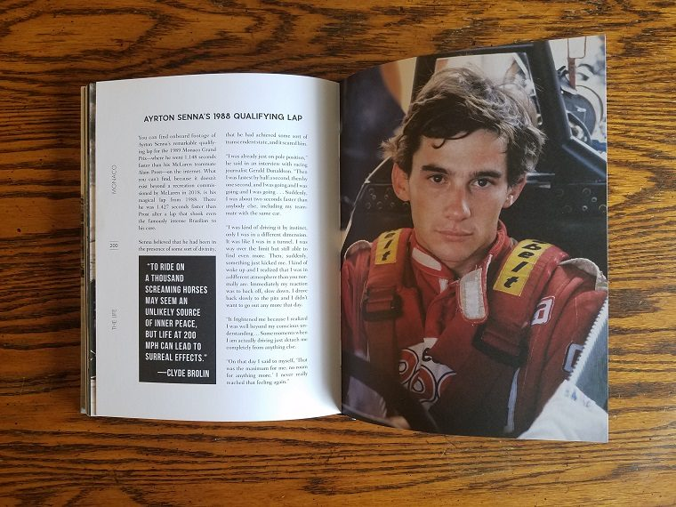 The Life: Monaco Grand Prix - Senna chapter