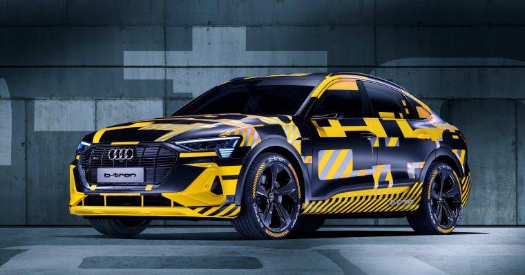Audi b-tron