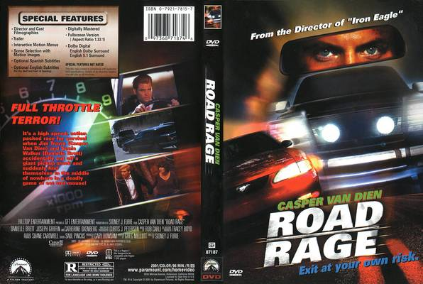 low budget B-Movies About Cars road rage