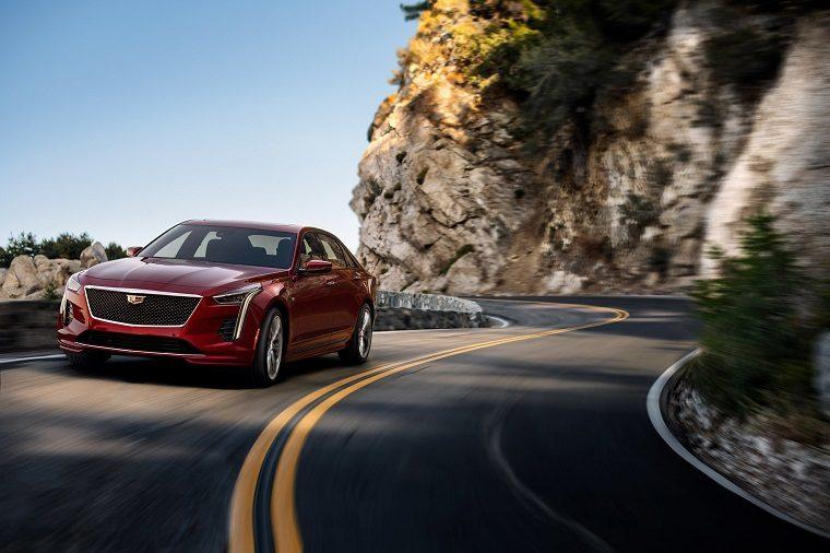 Cadillac CT6 Sedan Will End Its Run in...