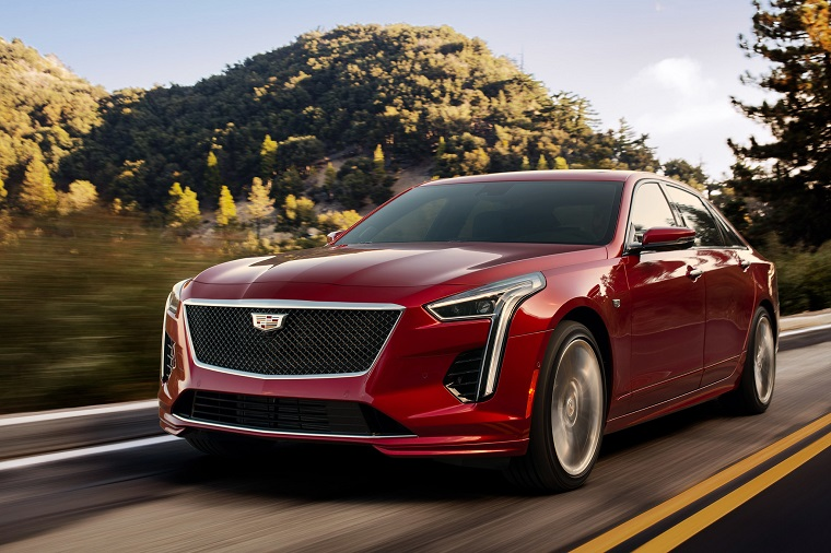2019 Cadillac CT6 Overview - The News Wheel