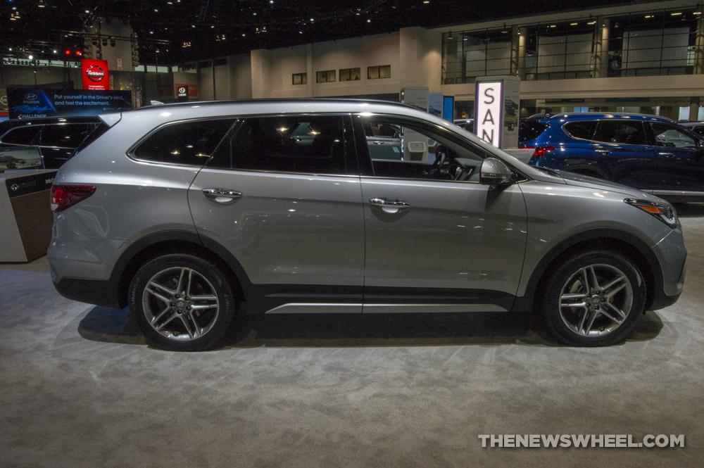 2019 Hyundai Santa Fe XL Overview - The News Wheel