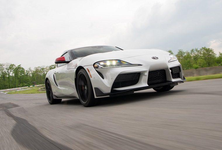 2020 Toyota GR Supra Launch Edition Absolute Zero