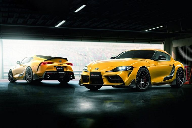 2020 Toyota Supra TRD Preview