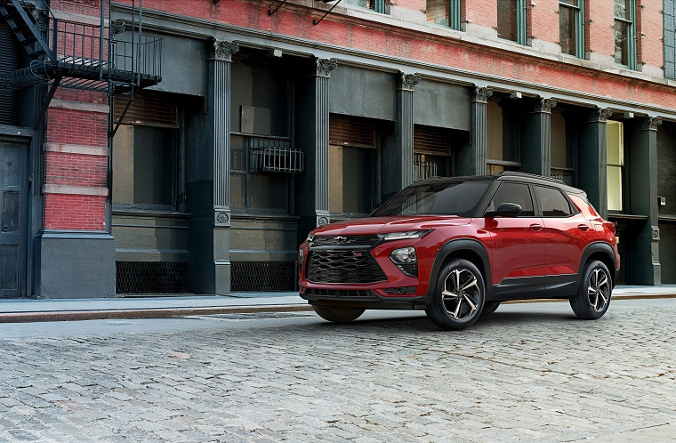 2021 Chevrolet Trailblazer Set to Arrive in Early 2020 ...