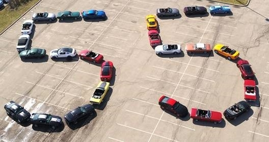 Ford Canada Mustang Celebration
