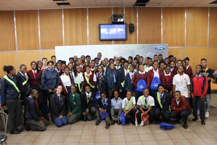 Ford Careers Day South Africa