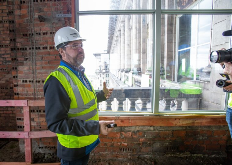Michigan Central Station Construction Enters Phase 2