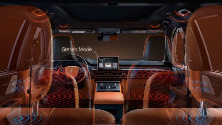 Revel Ultima 3D System Stereo Mode