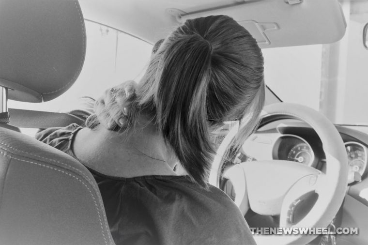 Signs of Whiplash and How to Treat It neck pain driver injury