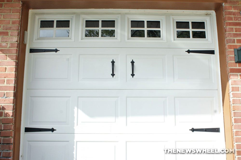 Ways to Personalize Your Garage Door customize upgrade design style
