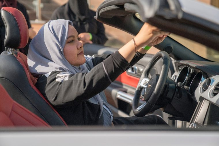 Ford Driving Skills for Life Saudi Arabia