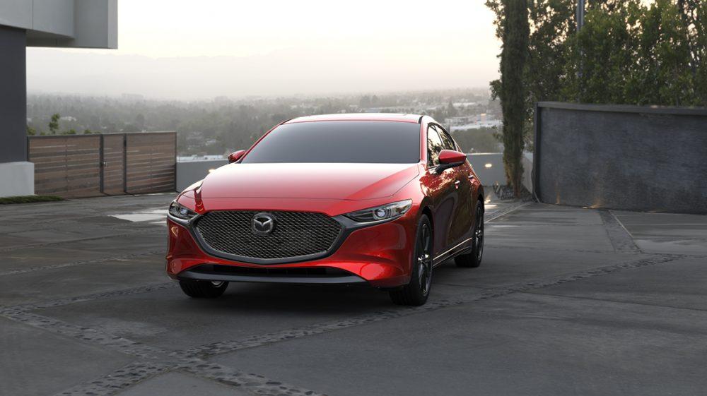 2019 Mazda3 Hatchback skyactiv-x
