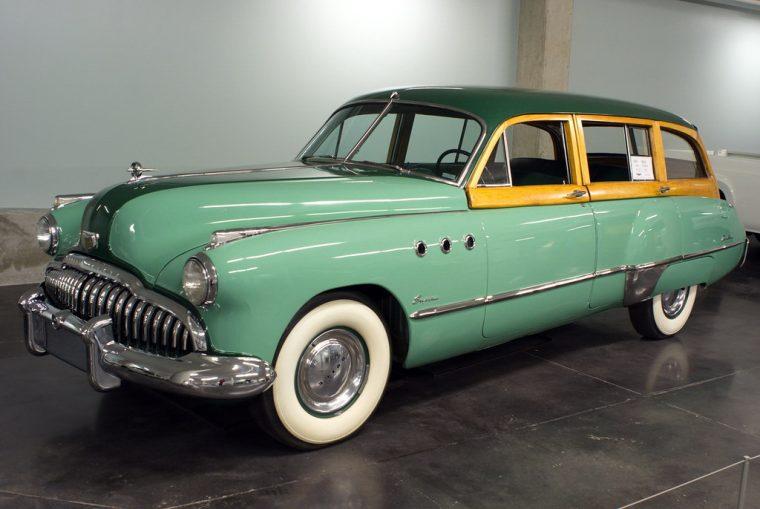 1949 Buick Super Dynaflow at LeMay - America's Car Museum