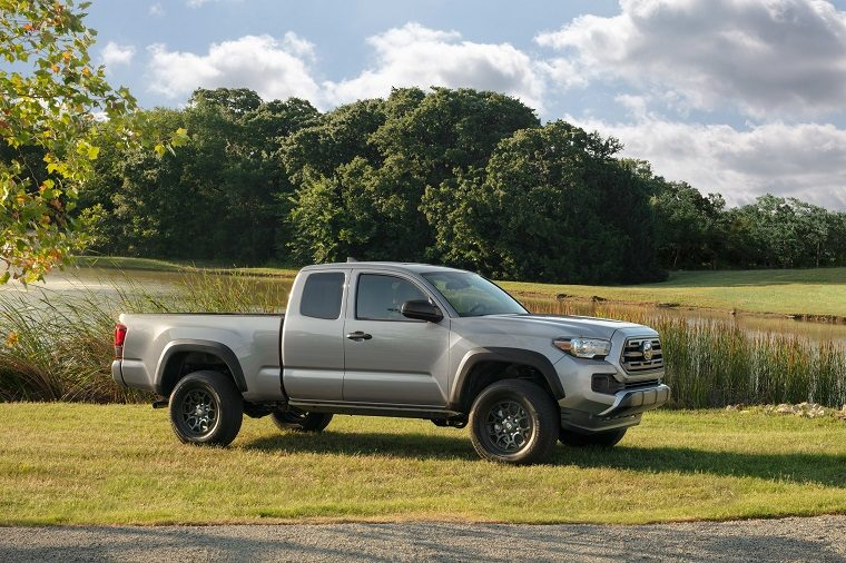 2019 Toyota Tacoma SX Package
