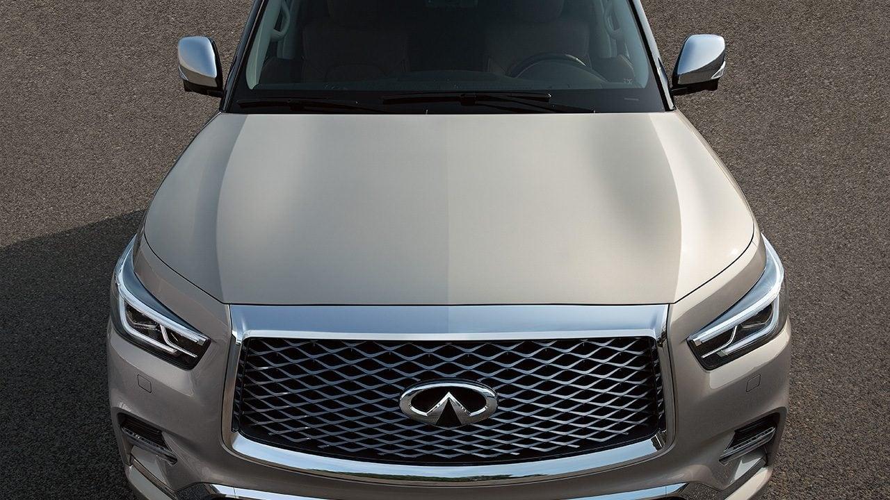 2019 Infiniti QX80 exterior