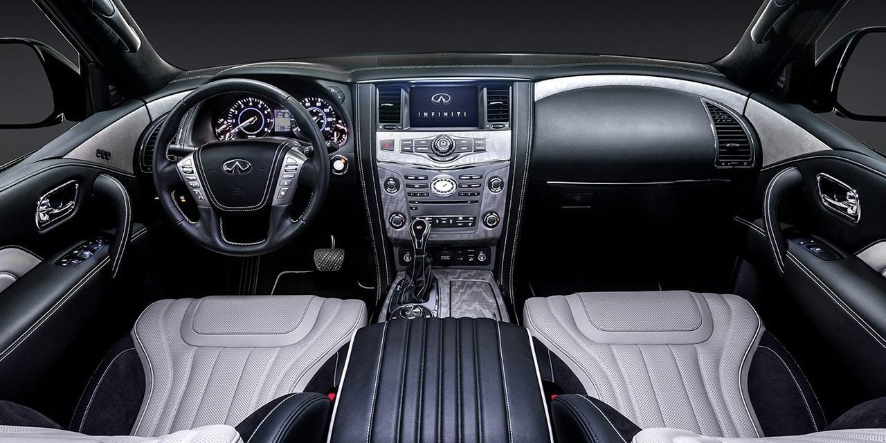 2019 Infiniti Qx80 Overview The News Wheel