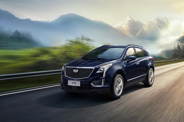 China Gets First Look at 2020 Cadillac XT5 - The News Wheel