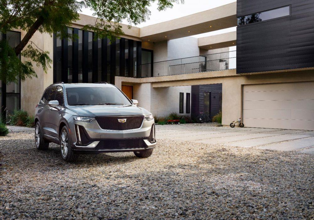 2020 Cadillac XT6 Top Safety Pick+ Rating